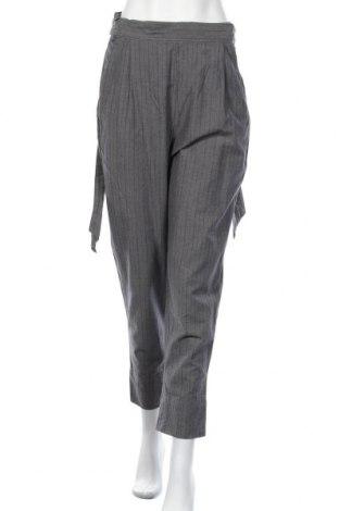 Γυναικείο παντελόνι Fossil, Μέγεθος M, Χρώμα Γκρί, Βαμβάκι, Τιμή 11,43€