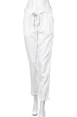 Γυναικείο παντελόνι Gas, Μέγεθος XL, Χρώμα Λευκό, 100% lyocell, Τιμή 12,27€