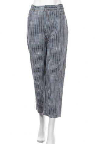 Дамски панталон Ghanda, Размер L, Цвят Многоцветен, 98% памук, 2% еластан, Цена 10,42лв.