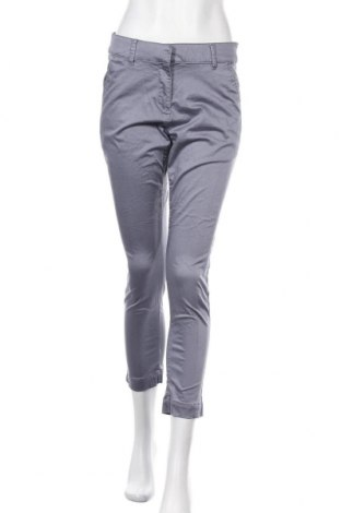 Дамски панталон Grae, Размер M, Цвят Сив, 49% вискоза, 48% памук, 3% еластан, Цена 10,29лв.