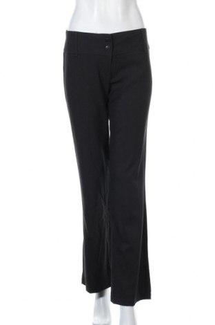 Дамски панталон Hot Options, Размер M, Цвят Сив, Полиестер, вискоза, еластан, Цена 3,00лв.