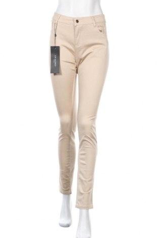 Дамски панталон Ilse Jacobsen, Размер L, Цвят Бежов, Цена 30,02лв.