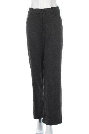 Дамски панталон Lee, Размер L, Цвят Сив, 73% полиестер, 25% вискоза, 2% еластан, Цена 9,76лв.