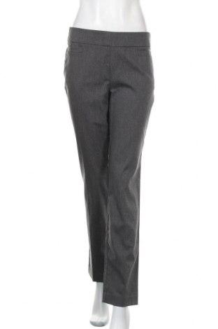 Дамски панталон Liz Claiborne, Размер M, Цвят Сив, 48% полиестер, 26% вискоза, 22% полиамид, 4% еластан, Цена 24,57лв.