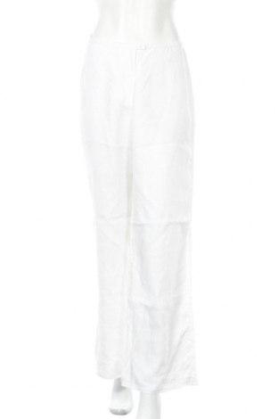 Дамски панталон Marco Pecci, Размер M, Цвят Бял, Цена 7,69лв.