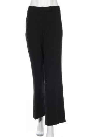 Дамски панталон My Own, Размер M, Цвят Черен, 72% полиестер, 22% вискоза, 6% еластан, Цена 7,37лв.