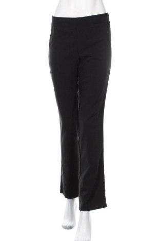 Дамски панталон Now, Размер S, Цвят Черен, Полиестер, вискоза, еластан, Цена 10,71лв.