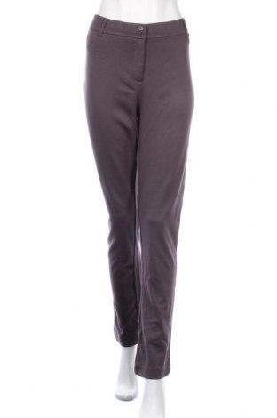 Γυναικείο παντελόνι Regatta, Μέγεθος XL, Χρώμα Γκρί, 67% βισκόζη, 28% πολυαμίδη, 5% ελαστάνη, Τιμή 20,98€