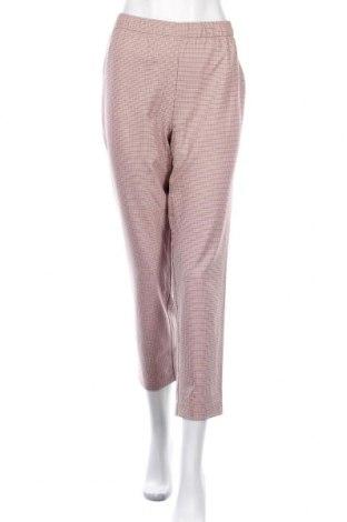 Дамски панталон Saba, Размер L, Цвят Многоцветен, 63% полиестер, 32% вискоза, 5% еластан, Цена 73,71лв.