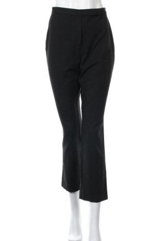 Дамски панталон St. Michael Marks & Spencer, Размер S, Цвят Черен, 62% полиестер, 33% вискоза, 5% еластан, Цена 9,71лв.