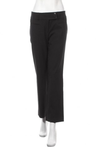 Дамски панталон Street One, Размер S, Цвят Черен, 73% полиестер, 22% вискоза, 5% еластан, Цена 7,31лв.