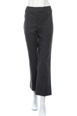 Γυναικείο παντελόνι Suzanne Grae, Μέγεθος M, Χρώμα Γκρί, Πολυεστέρας, βισκόζη, πολυαμίδη, ελαστάνη, Τιμή 1,59€