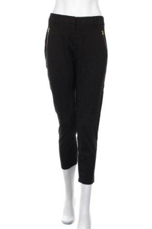 Γυναικείο παντελόνι Suzanne Grae, Μέγεθος M, Χρώμα Μαύρο, 69% βισκόζη, 26% πολυαμίδη, 5% ελαστάνη, Τιμή 7,02€