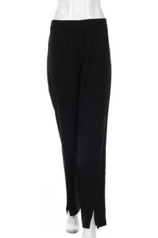 Γυναικείο παντελόνι Veronika Maine, Μέγεθος XL, Χρώμα Μαύρο, 80% ασετάτ, 20% πολυεστέρας, Τιμή 79,24€