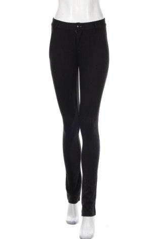 Γυναικείο παντελόνι Veronika Maine, Μέγεθος M, Χρώμα Μαύρο, 70% βισκόζη, 23% πολυαμίδη, 7% ελαστάνη, Τιμή 29,88€