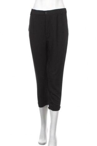 Дамски панталон Zara, Размер S, Цвят Черен, Лиосел, Цена 39,00лв.