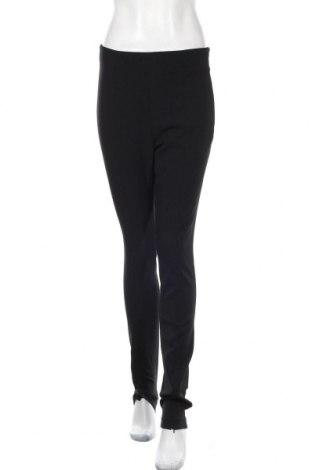 Γυναικείο παντελόνι Zara, Μέγεθος M, Χρώμα Μαύρο, 88% πολυεστέρας, 12% ελαστάνη, Τιμή 19,77€