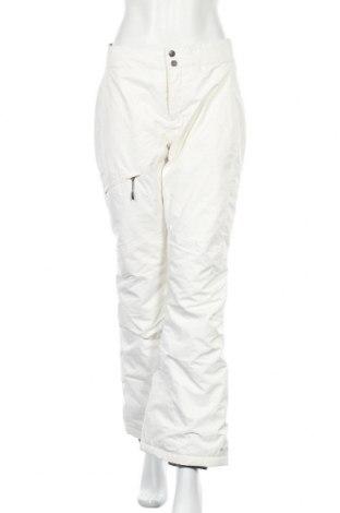 Γυναίκειο παντελόνι για χειμερινά σπορ Columbia, Μέγεθος S, Χρώμα Λευκό, Πολυεστέρας, Τιμή 52,83€