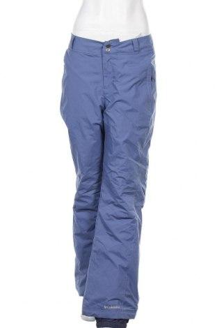 Γυναίκειο παντελόνι για χειμερινά σπορ Columbia, Μέγεθος L, Χρώμα Μπλέ, Πολυαμίδη, Τιμή 36,65€
