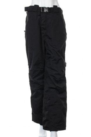 Γυναίκειο παντελόνι για χειμερινά σπορ Trespass, Μέγεθος L, Χρώμα Μαύρο, Πολυαμίδη, Τιμή 24,29€