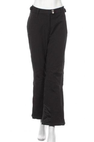Γυναίκειο παντελόνι για χειμερινά σπορ Ulla Popken, Μέγεθος L, Χρώμα Μαύρο, 96% πολυεστέρας, 4% ελαστάνη, Τιμή 33,77€