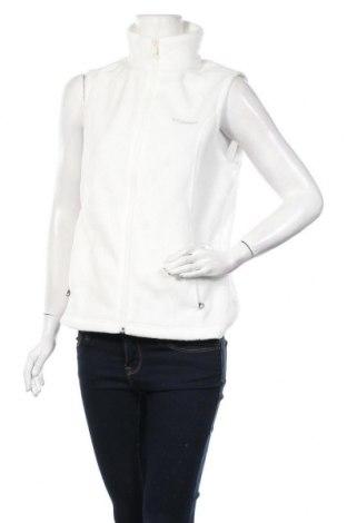 Γυναικείο fleece γιλέκο Columbia, Μέγεθος M, Χρώμα Λευκό, Πολυεστέρας, Τιμή 31,18€