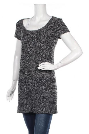 Дамски пуловер, Размер L, Цвят Черен, Акрил, Цена 5,51лв.