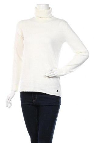 Дамски пуловер, Размер M, Цвят Екрю, 100% акрил, Цена 15,70лв.