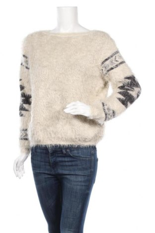 Γυναικείο πουλόβερ, Μέγεθος L, Χρώμα  Μπέζ, Τιμή 16,05€