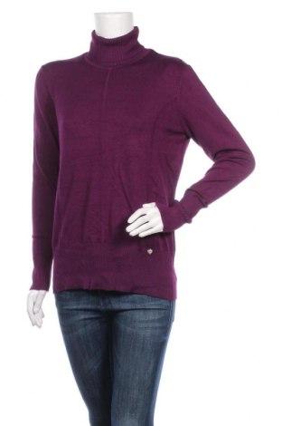 Дамски пуловер, Размер M, Цвят Лилав, Цена 23,52лв.