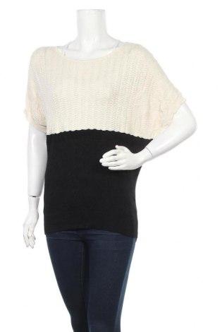 Дамски пуловер, Размер L, Цвят Бял, Цена 8,82лв.