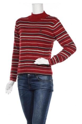 Дамски пуловер, Размер M, Цвят Червен, Цена 6,04лв.