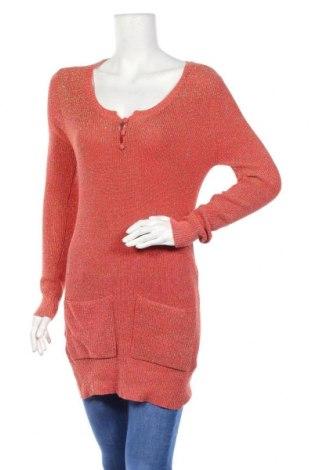Дамски пуловер, Размер M, Цвят Червен, Цена 8,82лв.