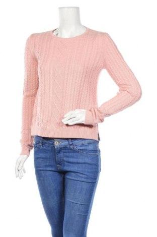 Дамски пуловер, Размер M, Цвят Розов, Цена 16,38лв.