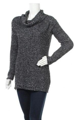 Дамски пуловер, Размер L, Цвят Черен, Цена 11,34лв.