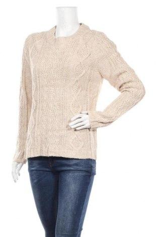 Γυναικείο πουλόβερ, Μέγεθος M, Χρώμα  Μπέζ, Τιμή 14,81€
