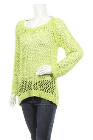 Дамски пуловер, Размер M, Цвят Зелен, Цена 4,83лв.