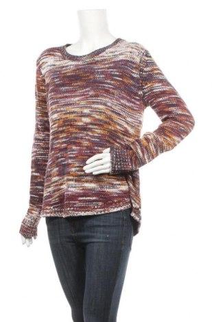 Дамски пуловер, Размер L, Цвят Многоцветен, Акрил, Цена 17,06лв.
