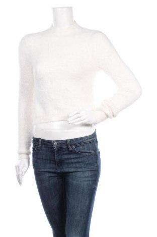 Дамски пуловер & Other Stories, Размер XS, Цвят Бял, 67% полиамид, 33% вълна, Цена 58,85лв.