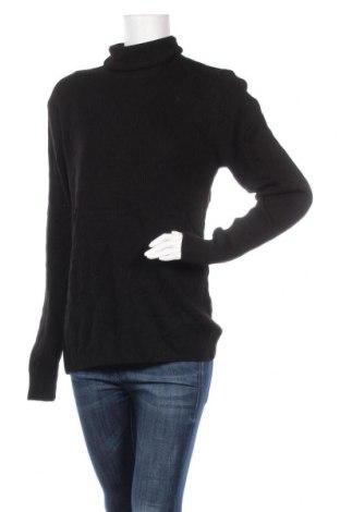 Дамски пуловер ASOS, Размер XXL, Цвят Черен, Акрил, Цена 14,70лв.