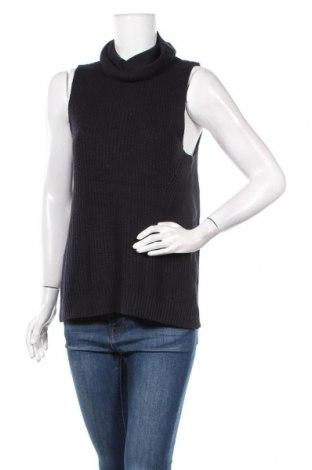 Γυναικείο πουλόβερ Abercrombie & Fitch, Μέγεθος M, Χρώμα Μπλέ, 60% βαμβάκι, 20% πολυαμίδη, 20% βισκόζη, Τιμή 25,14€