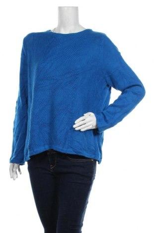 Дамски пуловер Alia, Размер XL, Цвят Син, Цена 11,34лв.