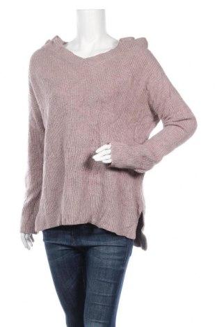 Γυναικείο πουλόβερ AllSaints, Μέγεθος M, Χρώμα  Μπέζ, 39% μαλλί, 28% βισκόζη, 25% πολυαμίδη, 8% κασμίρι, Τιμή 31,56€