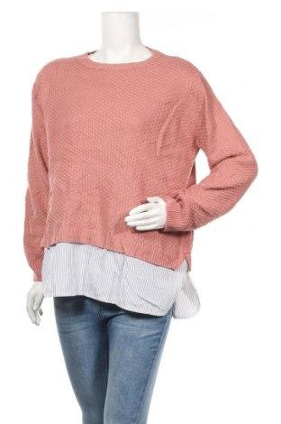 Дамски пуловер Anko, Размер XL, Цвят Розов, Акрил, Цена 8,19лв.