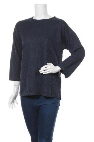 Дамски пуловер Anko, Размер M, Цвят Син, 75% полиестер, 25% памук, Цена 8,82лв.