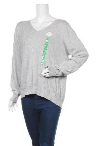 Дамски пуловер Anko, Размер XL, Цвят Сив, Памук, Цена 9,92лв.