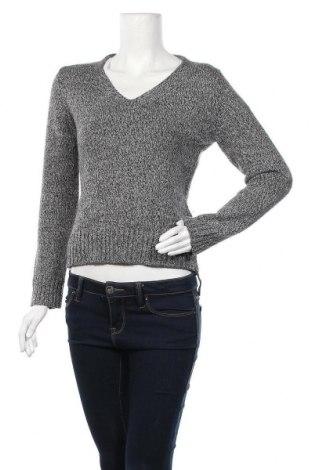 Дамски пуловер Ann Taylor, Размер M, Цвят Сив, 70% акрил, 30% вълна, Цена 14,70лв.