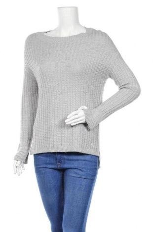 Дамски пуловер Ann Taylor, Размер M, Цвят Сив, Цена 13,55лв.
