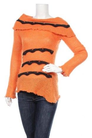 Γυναικείο πουλόβερ Apart, Μέγεθος XS, Χρώμα Πορτοκαλί, Τιμή 16,89€