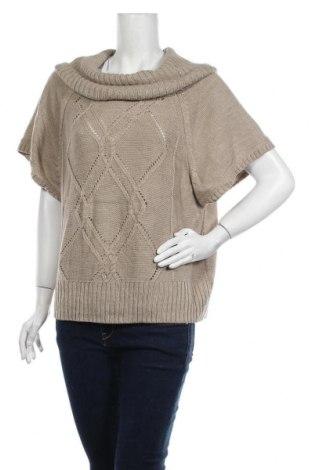 Дамски пуловер Apt.9, Размер XL, Цвят Бежов, Акрил, Цена 7,09лв.